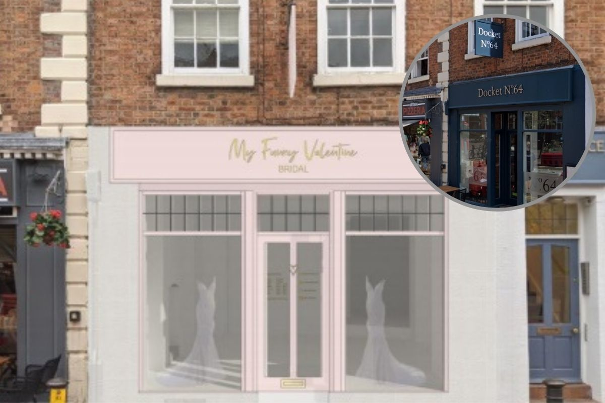 New business set to open at former Chester city centre wine bar and restaurant