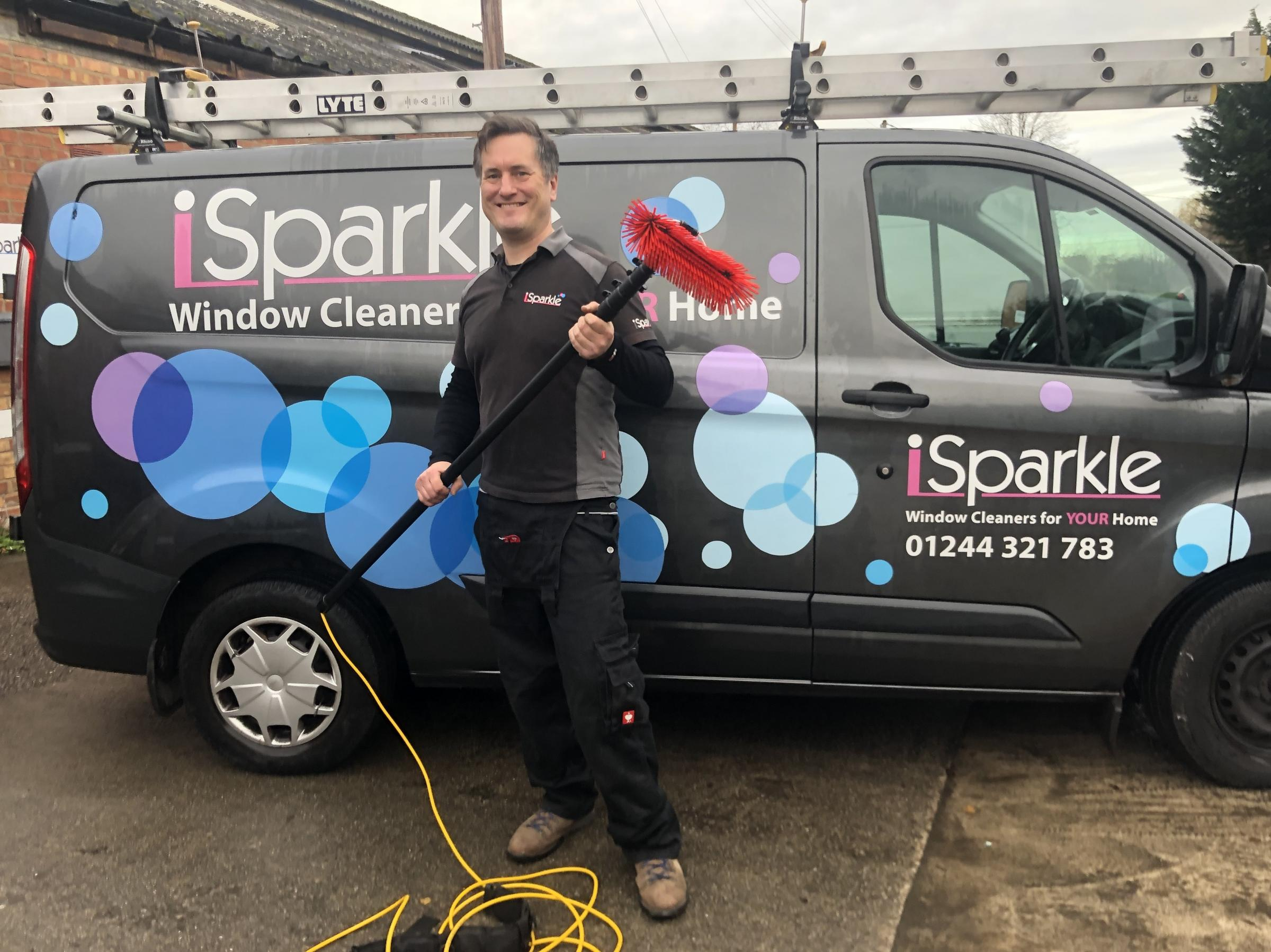 Chester window cleaning firm to bring Christmas cheer to community heroes