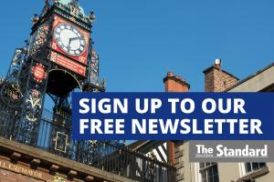 Sign up to the Chester Standard free daily newsletter