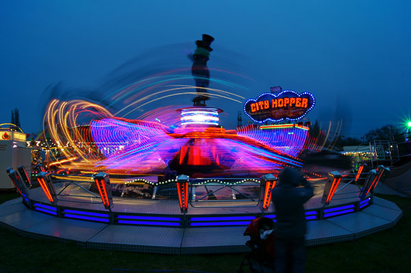 Pat Collins Funfair to return to Chester this month