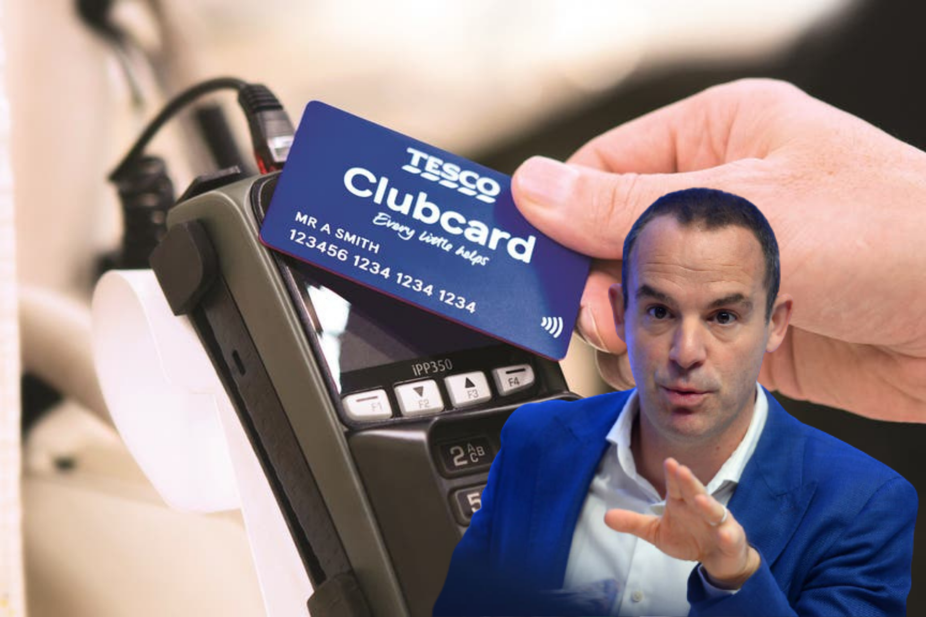 Martin Lewis issues urgent warning over Tesco Clubcard scheme ending today
