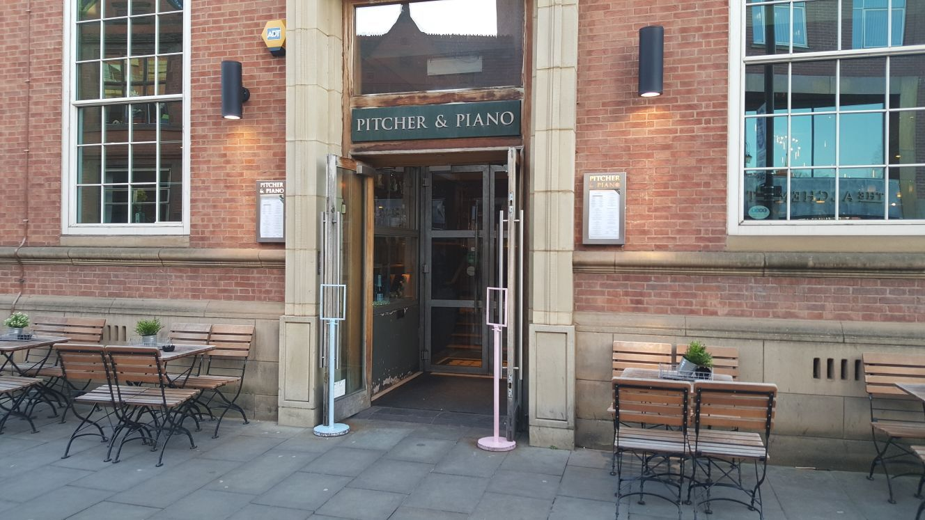 Pitcher & Piano, St John Street, Chester.