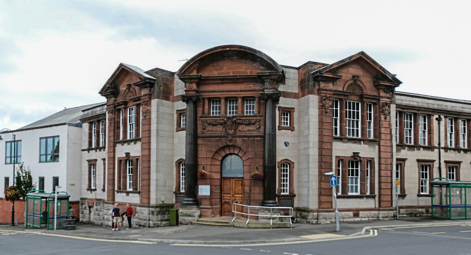 Coroners Court in Ruthin