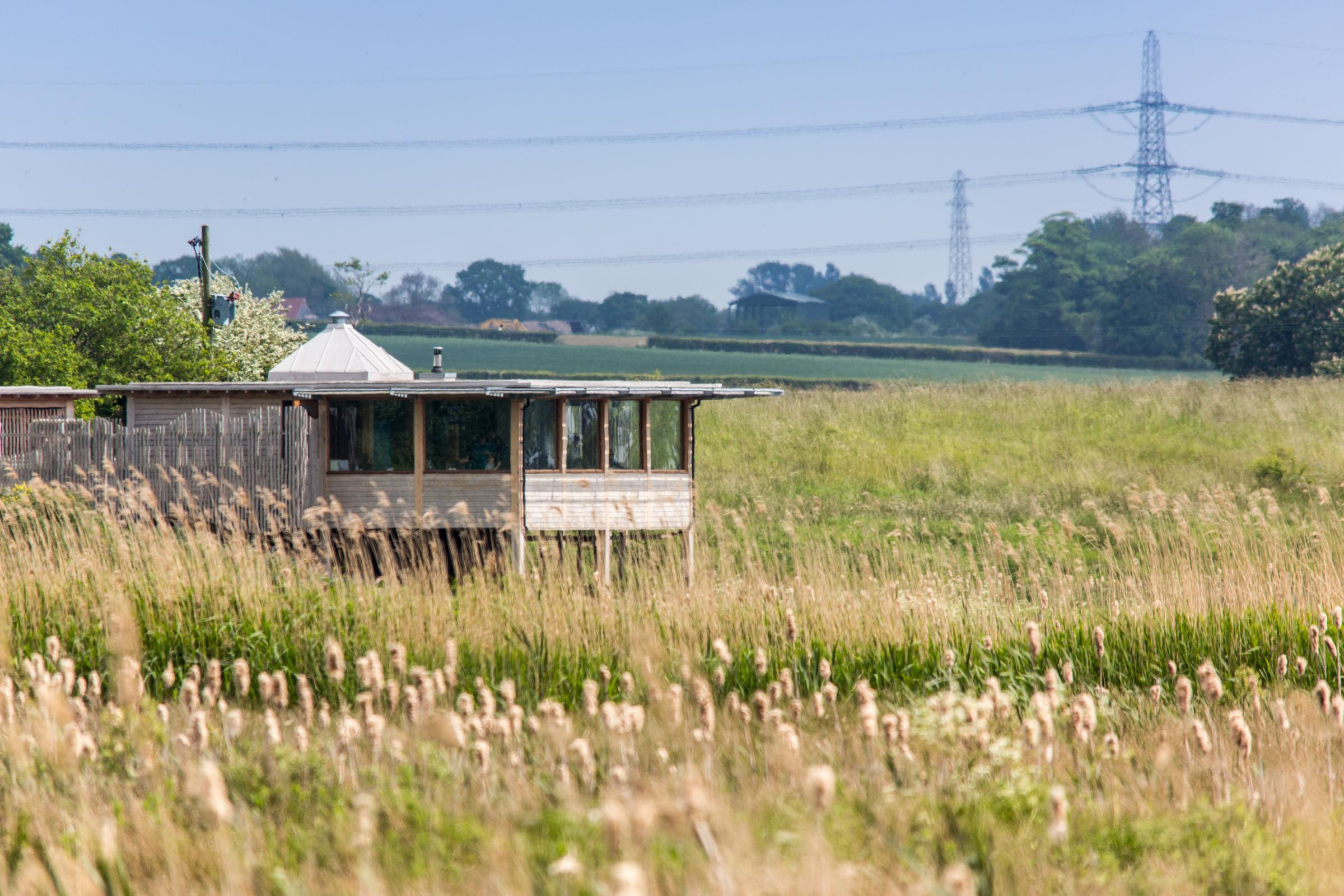 RSPB Burton Mere Wetlands is one of the hundreds of participating National Lottery-funded visitor attractions across the UK. (Picture: Ron Thomas)
