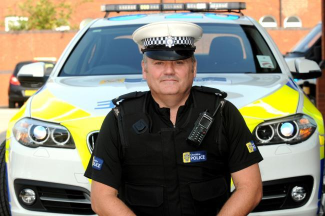 PC Rick Hooley