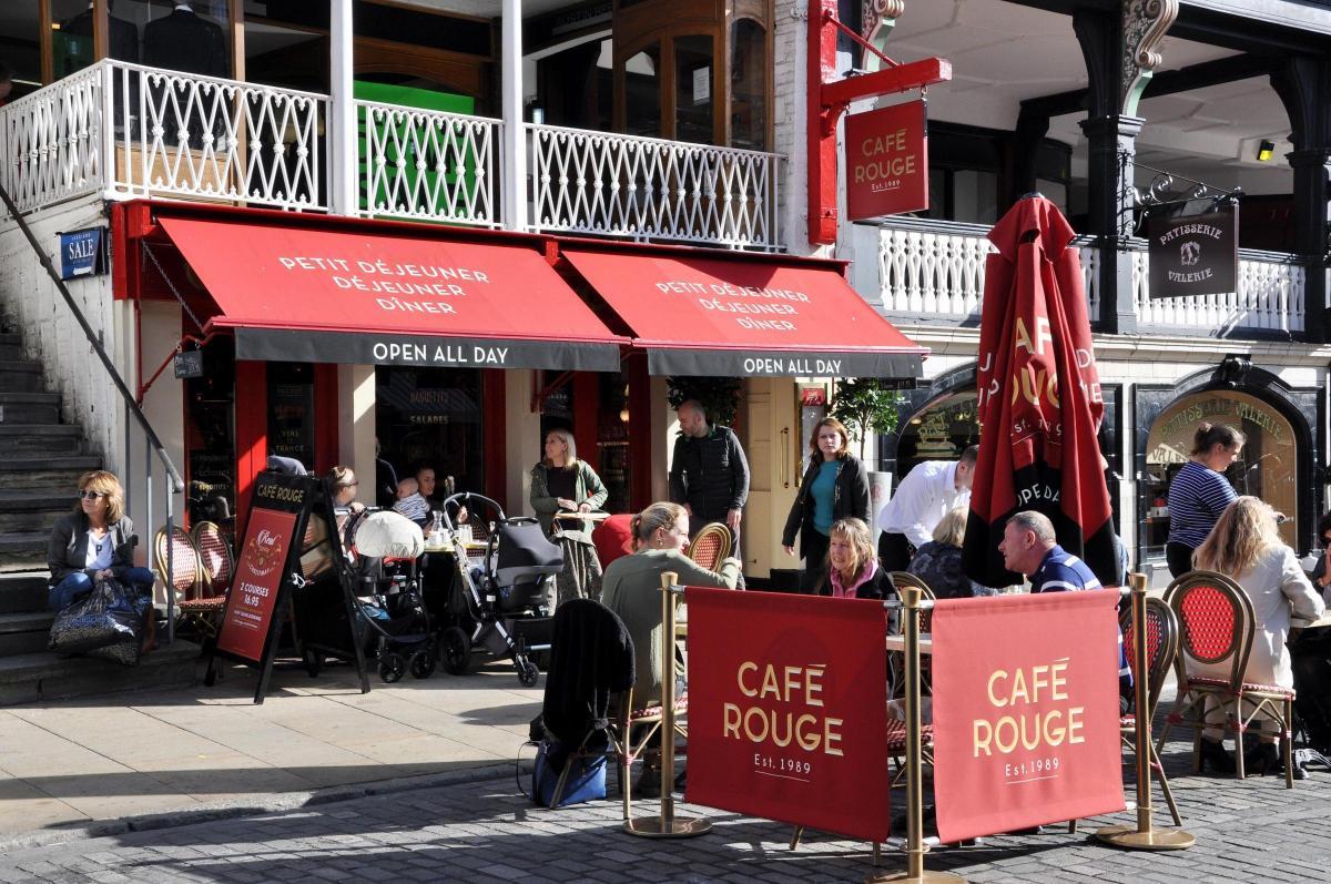 cafe rouge liverpool menu