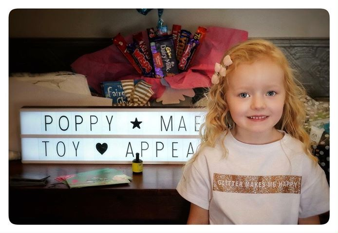 Ellesmere Port youngster Poppy-Mae Jones held a toy appeal launch party at The Rake pub in Little Stanney. Photos by Dionne Maxwell.