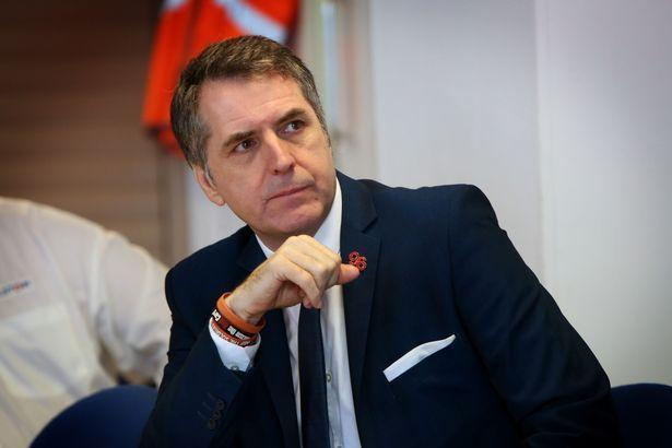 Liverpool City Region's Metro Mayor Steve Rotheram is urging the Government to act on the IPPR North's report recommendations
