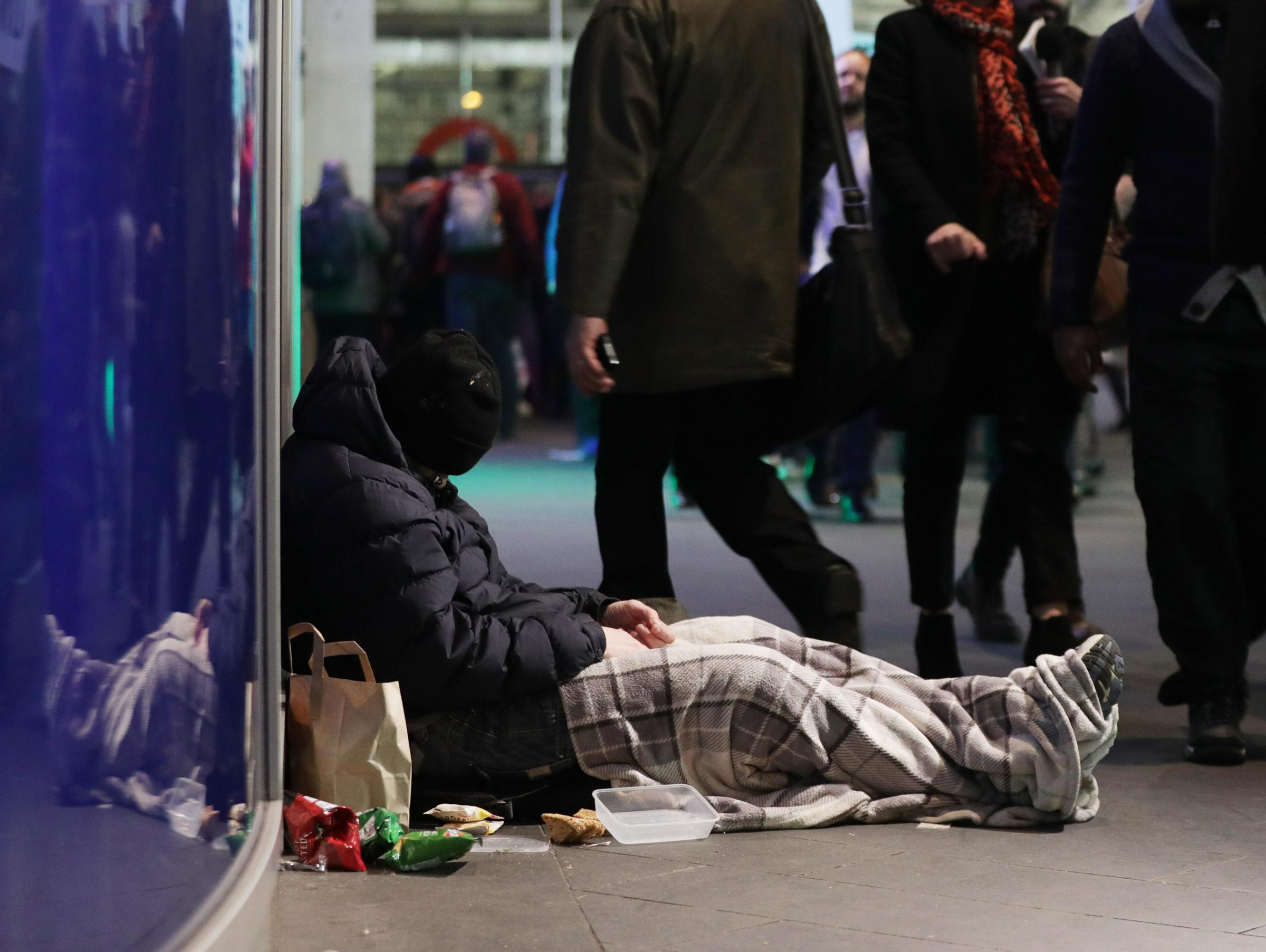 Dozens of children are expected to be homeless this Christmas in Cheshire West. Picture: PA Wire.