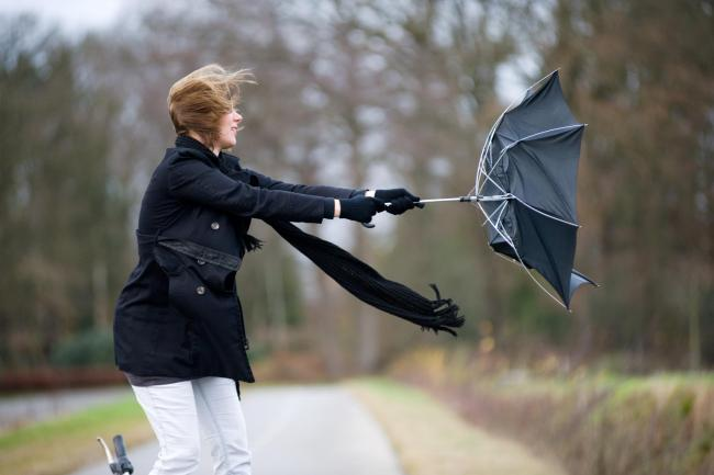 Cheshire braced for high winds and downpours after second Met Office warning