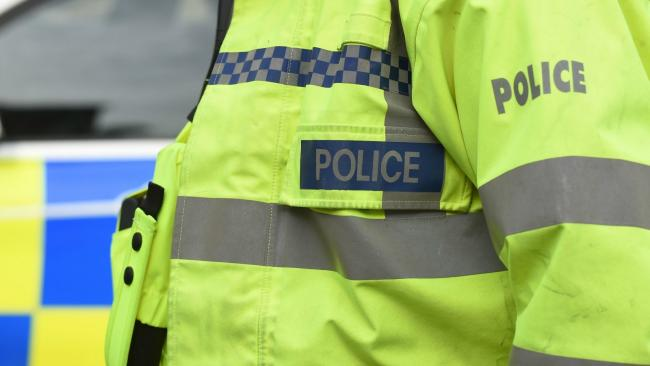 Police have charged a man in connection with a number of offences.