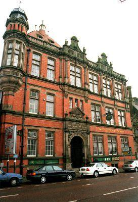 Grosvenor Museum in Chester.