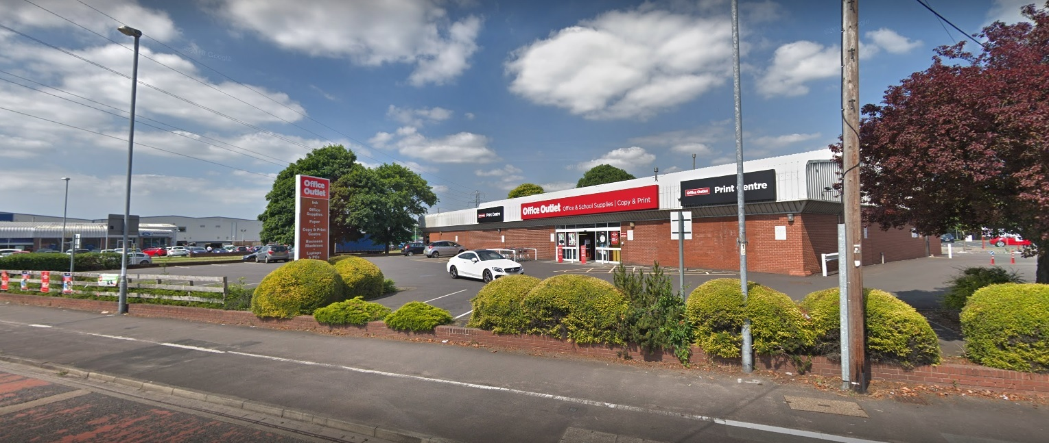 Fears for future of Chester store after Office Outlet plunged into administration
