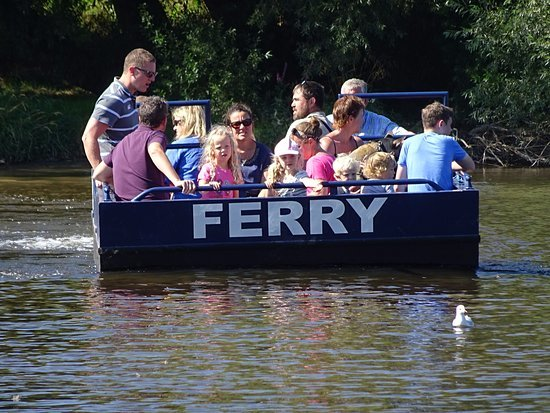 Could you be the new captain of Chester River Dee ferry crossing service?