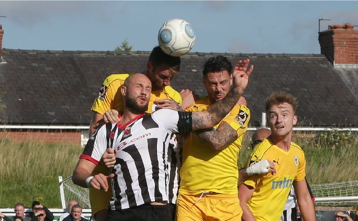 BACK IN ACTION: Chester will face leaders Chorley next weekend