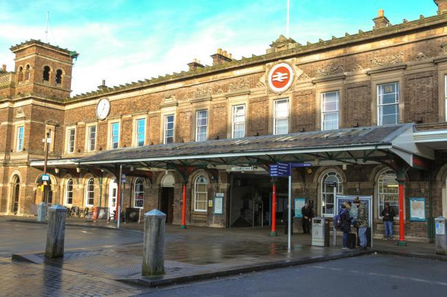 Two men arrested following 'large disturbance' at Chester Railway Station