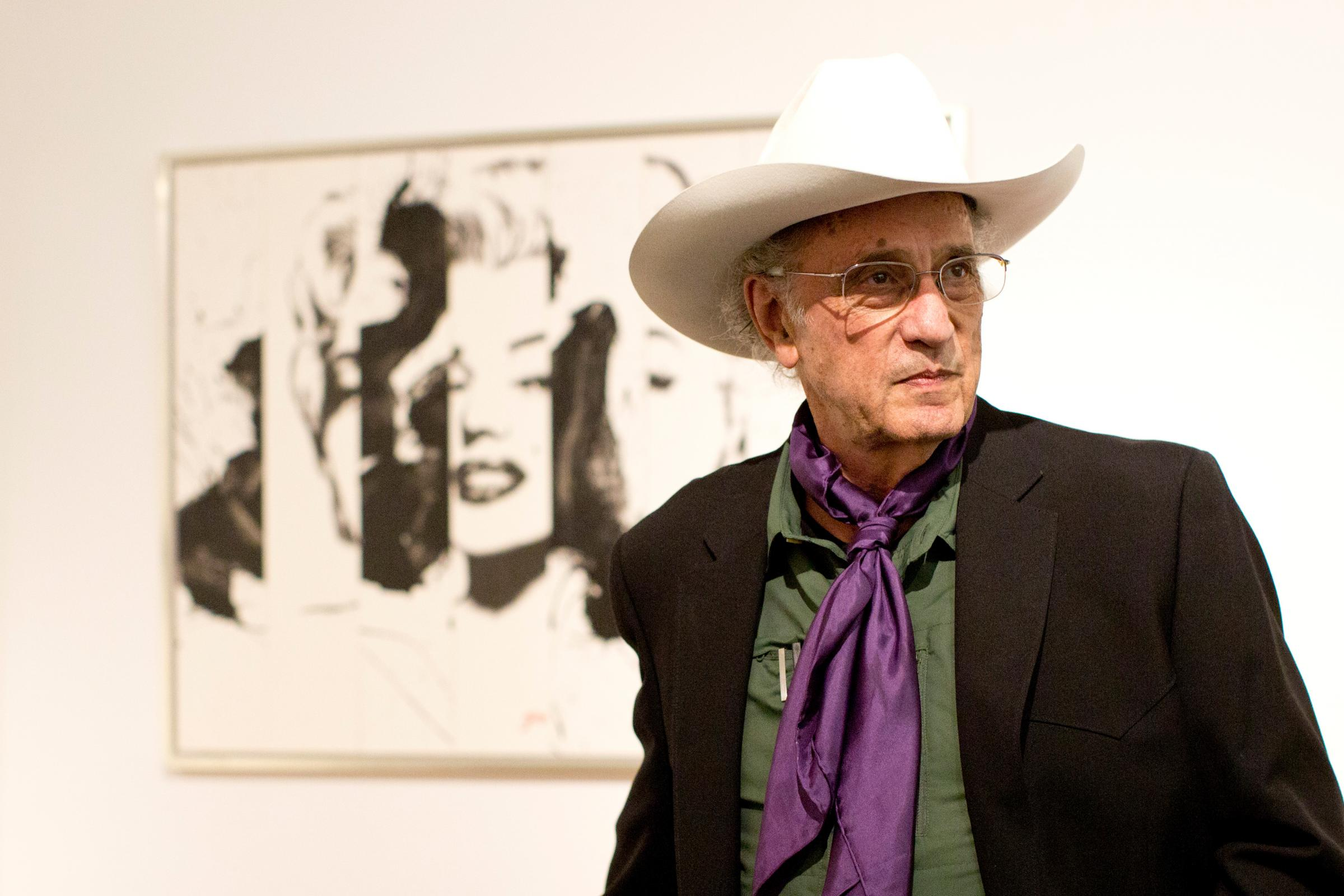 American pop artist James Francis Gill coming to Chester in first UK visit for 54 years