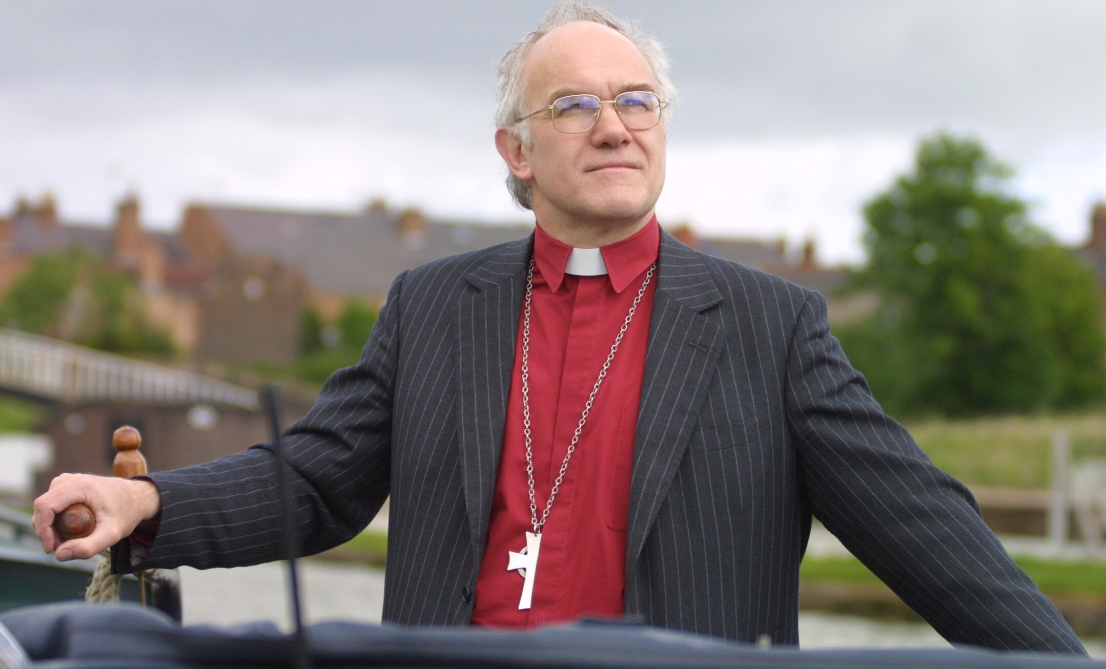 Bishop of Chester, Dr Peter Forster.