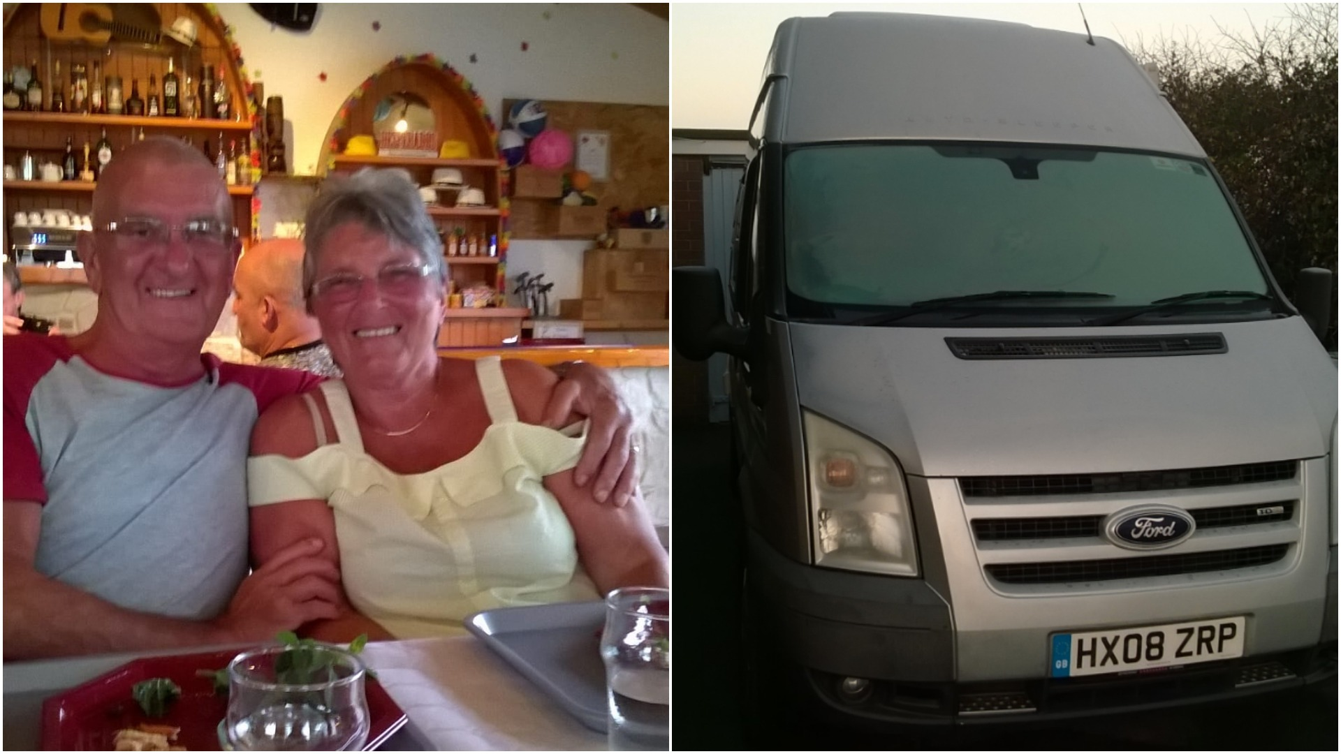 Campervan stolen from Rossett couple's driveway as they packed to go on holiday