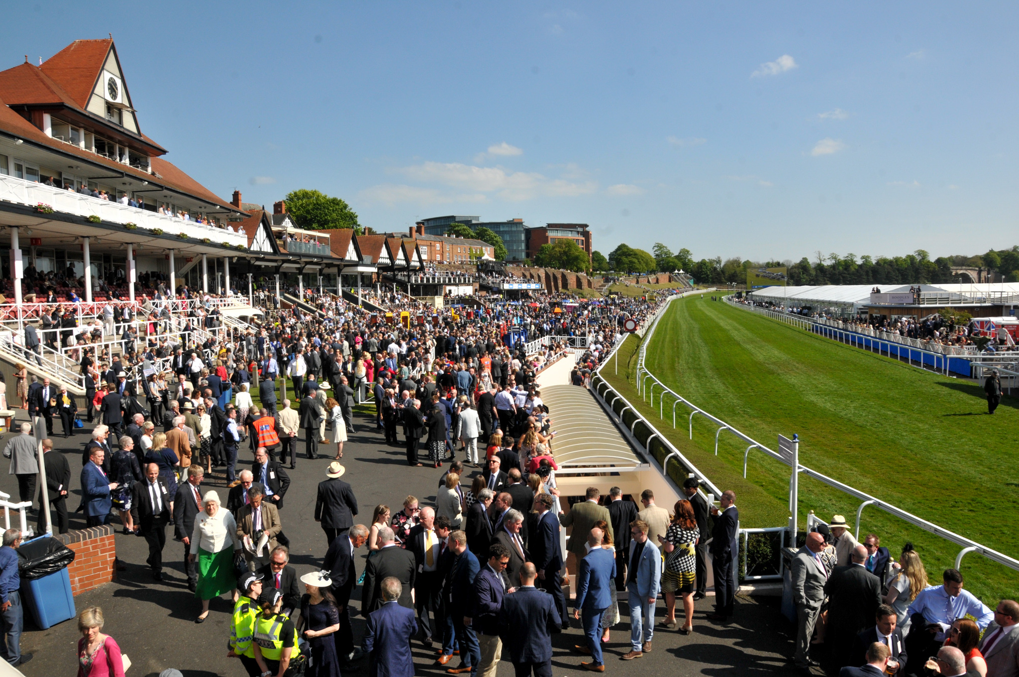 Chester Racecourse officially crowned world's oldest active racecourse