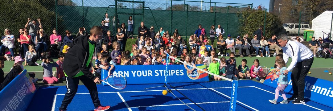 Budding young aces invited to train with top tennis coach at Hoole at Mickle Trafford Lawn Tennis Club
