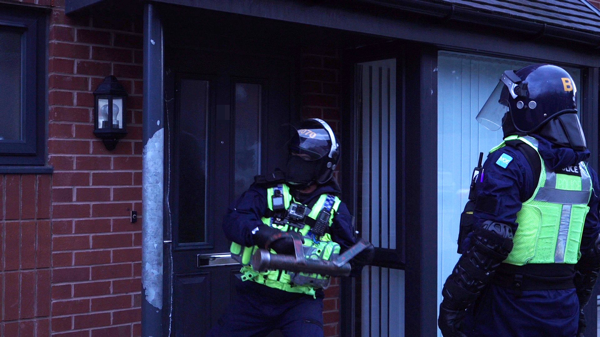 Four Chester men arrested following dawn raids on city homes