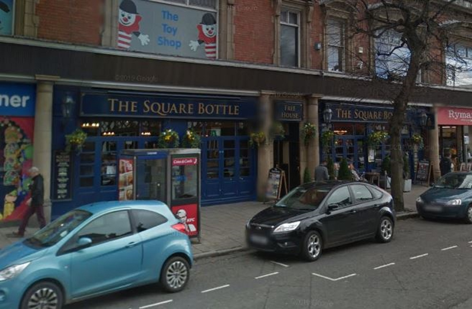 Connah's Quay man punched friend several times in face at Chester pub