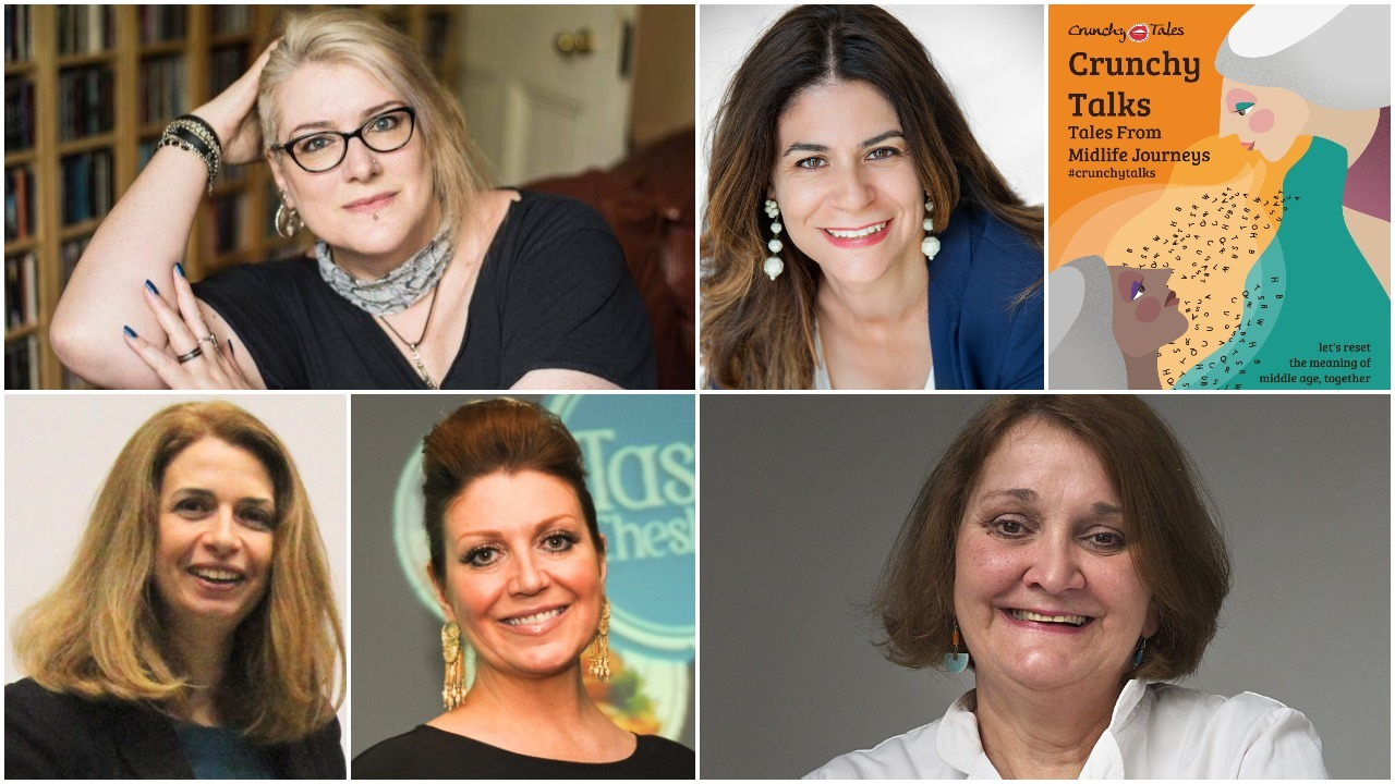 Inspirational women to speak at Storyhouse Chester on making the most of midlife