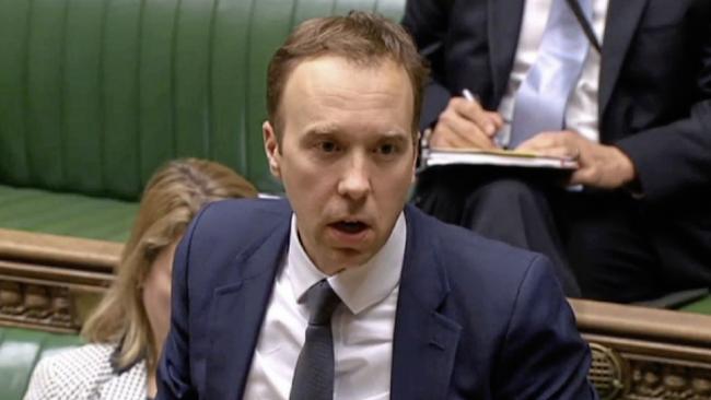 Chester-born Matt Hancock MP hoping to be new Prime Minister