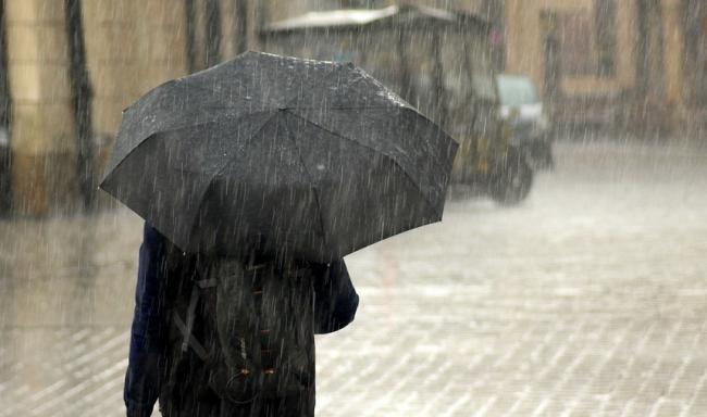 Heavy rain has been forecast across the north west